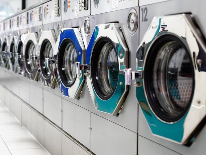 Laundry Facilities at Abell Point Marina