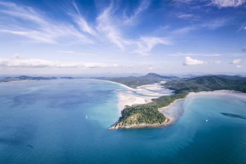 Hill Inlet Whitsundays Queensland