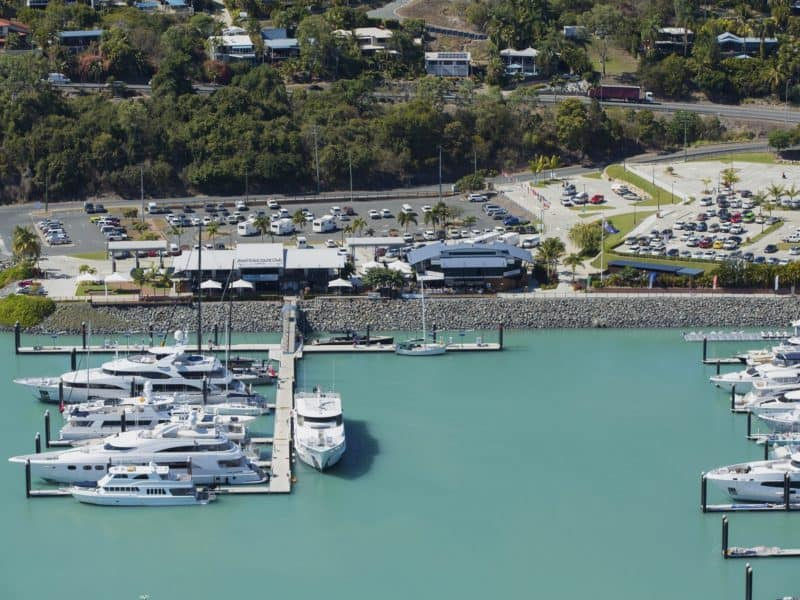 Superyacht Berthing Facilities