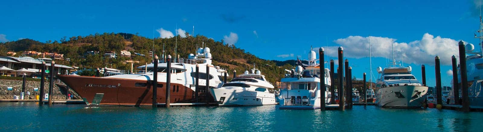 Superyacht Berth Booking