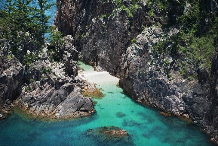 Blue Pearl Bay on Hayman Island