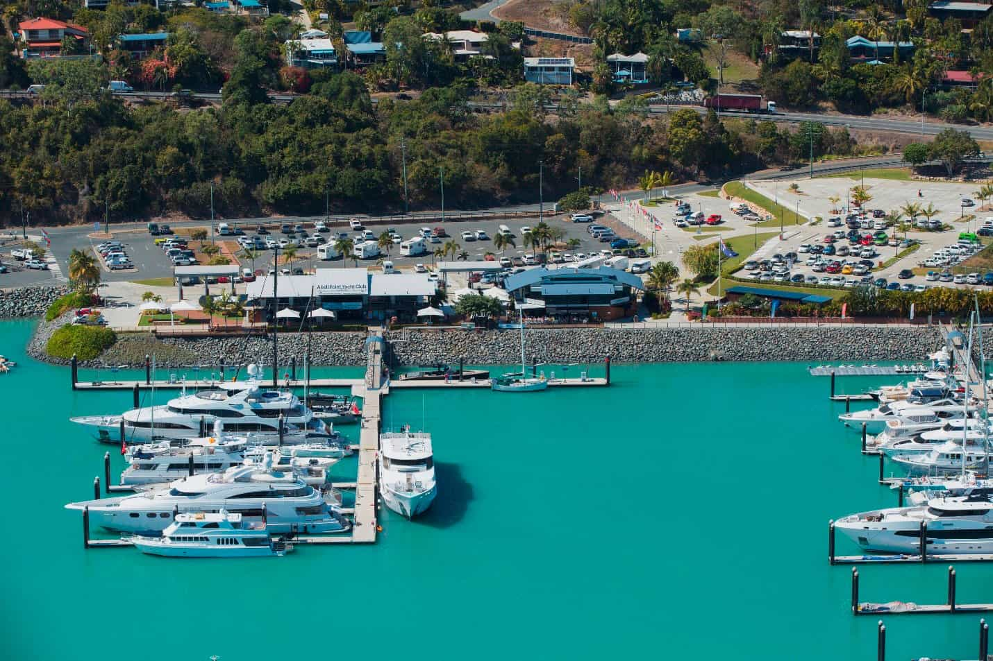 Abell Point Marina Superyacht Facilities