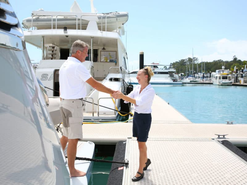 Superyacht Concierge Services Abell Point Marina