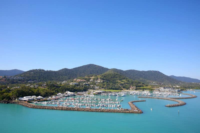 Abell Point Marina, Airlie Beach