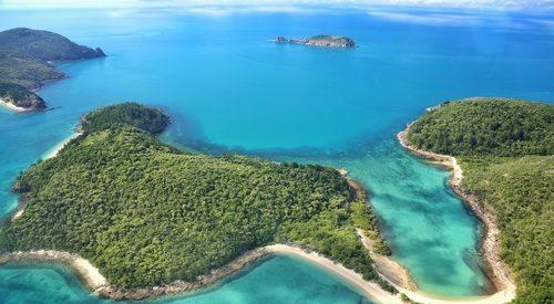Neck Bay Shaw Island