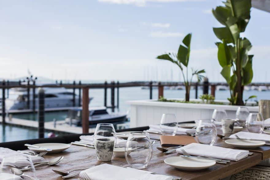 Hemingways Restaurant Airlie Beach