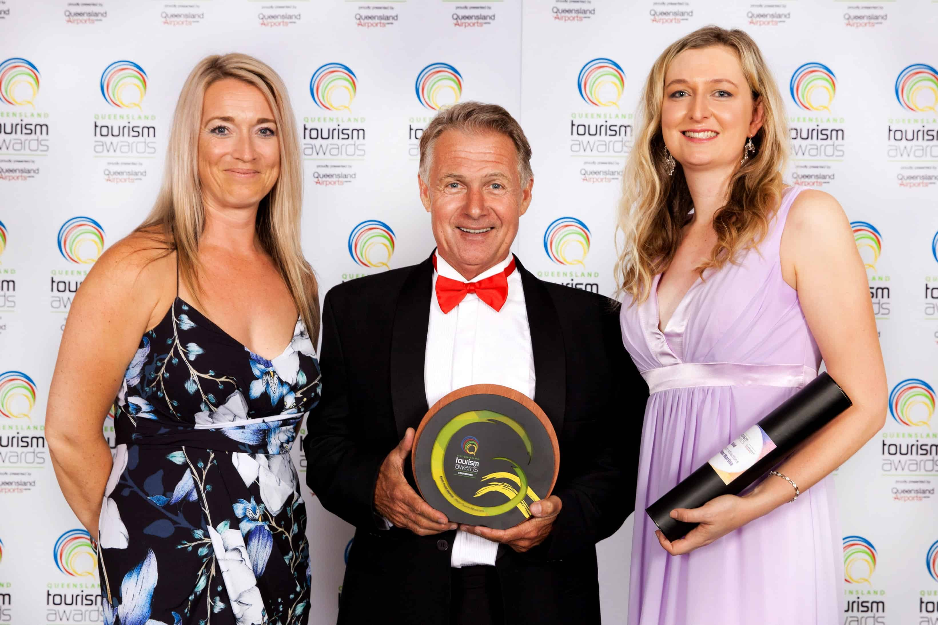 2017 Queensland Tourism Awards