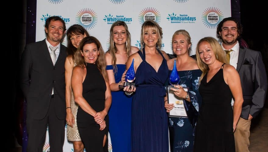 Whitsunday Tourism Awards 2018 R Jean Photography