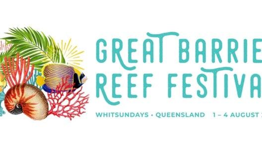 Great Barrier Reef Festival Logo