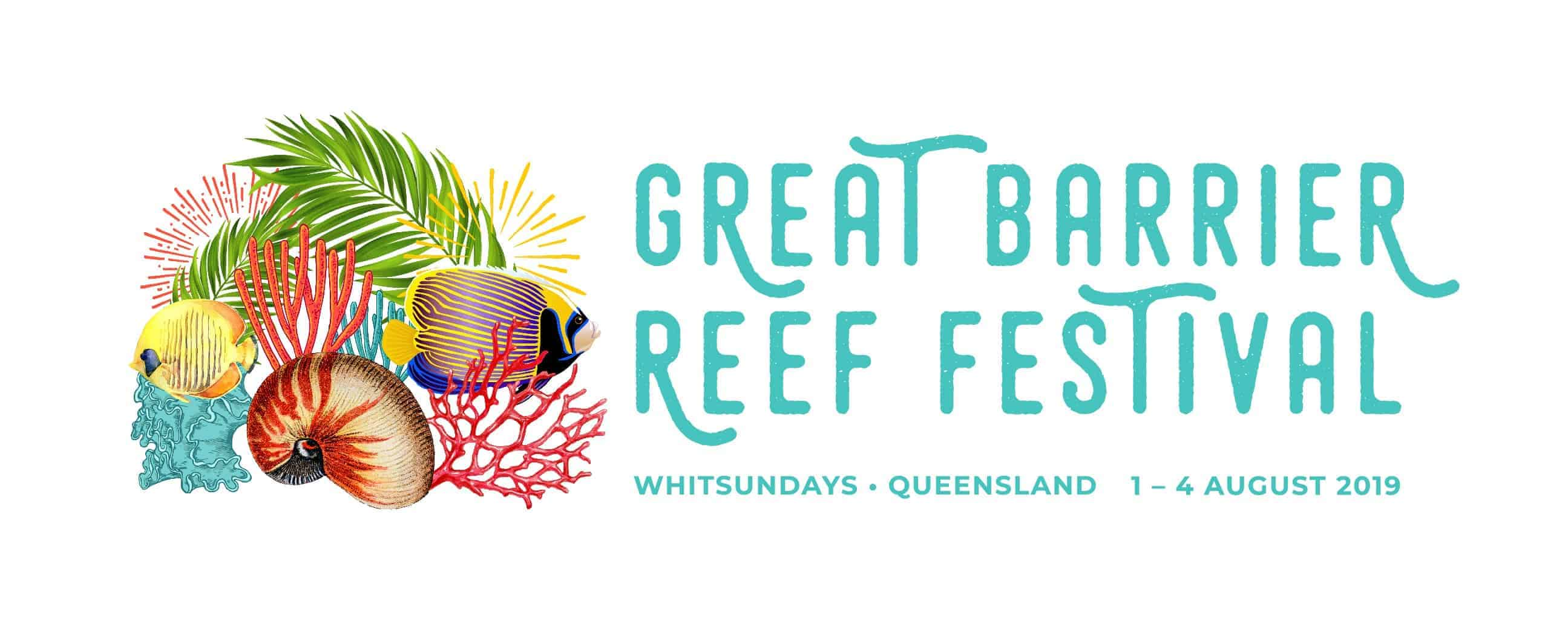 Great Barrier Reef Festival Logo