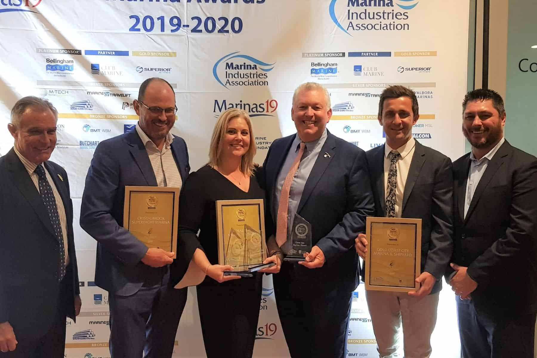 Marina of the Year winners 2019