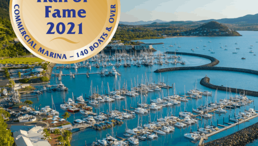 Coral Sea Marina Resort Marina of the Year Hall of Fame